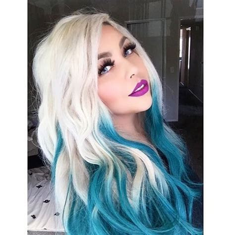 Best 25  White ombre hair ideas on Pinterest   White ombre, White blonde hair and Ash blonde