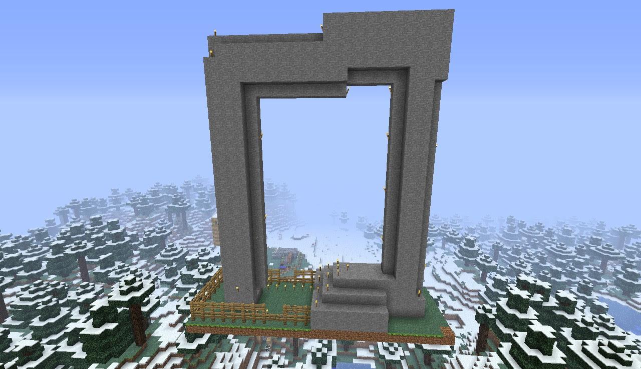 xp farm Minecraft Project