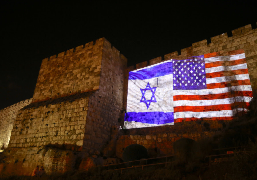 Image result for western wall israel flag american