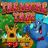 New Treasure Tree is First Match and Win Game at Grande Vegas Casino