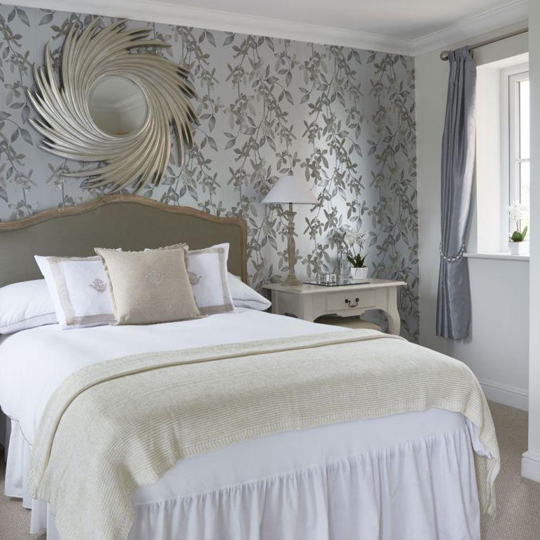 Grey bedroom ideas - grey bedroom decorating - grey colour ...