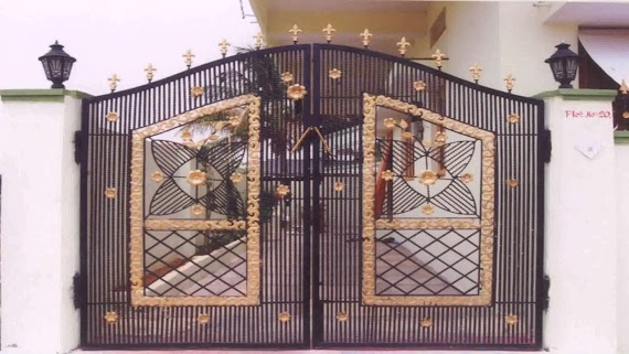 Fresh Iron Door Design In India