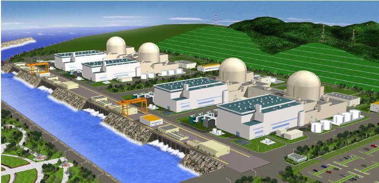Pemerintah Kaji Pembangunan Reaktor Nuklir