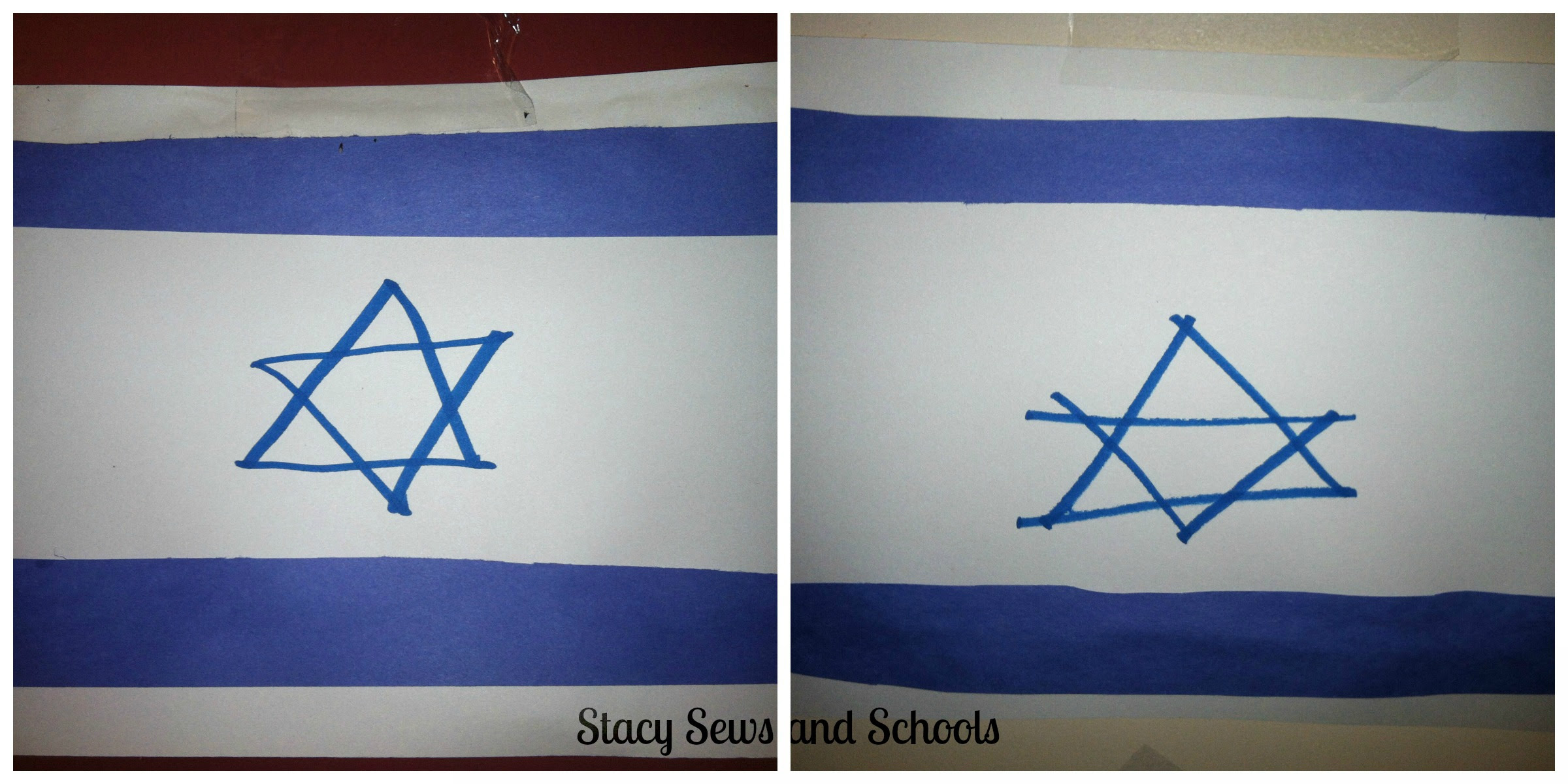 Collage Israel
