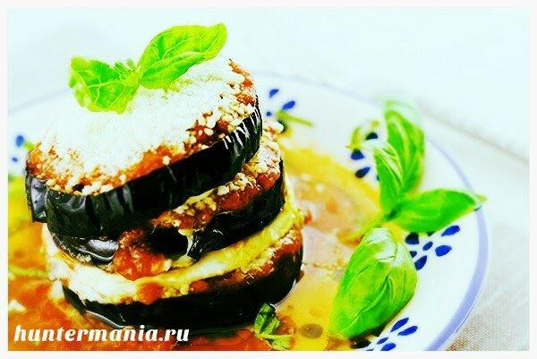 Баклажаны и овощи под сыром в мультиварке (рецепт)