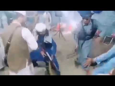 Taliban Soldiers Dancing To Drake's Song After Taking Over A Local Club (Video)