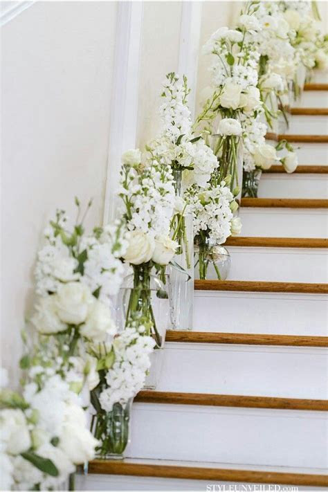 1000  images about Wedding Staircases decor on Pinterest
