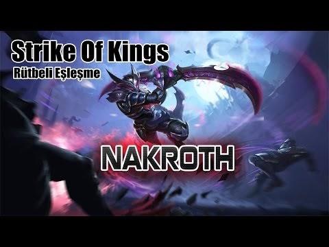 Strike of Kings rütbeli eşleşme