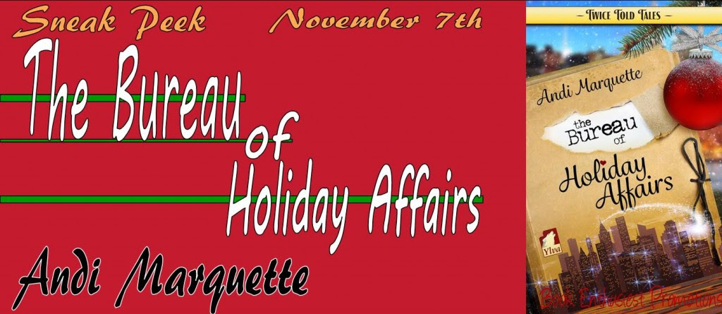 the bureau of holiday affairs banner