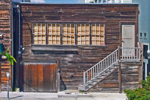 Doc Ricketts' Lab on Cannery Row