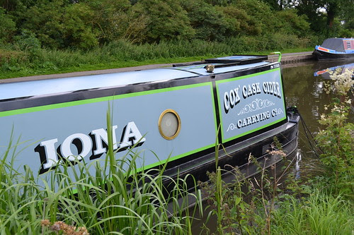 Iona, Stratford-upon-Avon Canal, Wootton Wawen