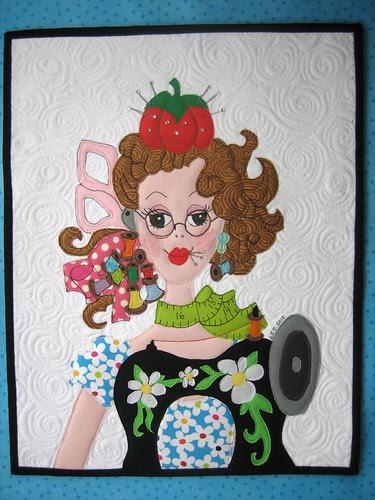 DQS9 Dolly Quilt Queen