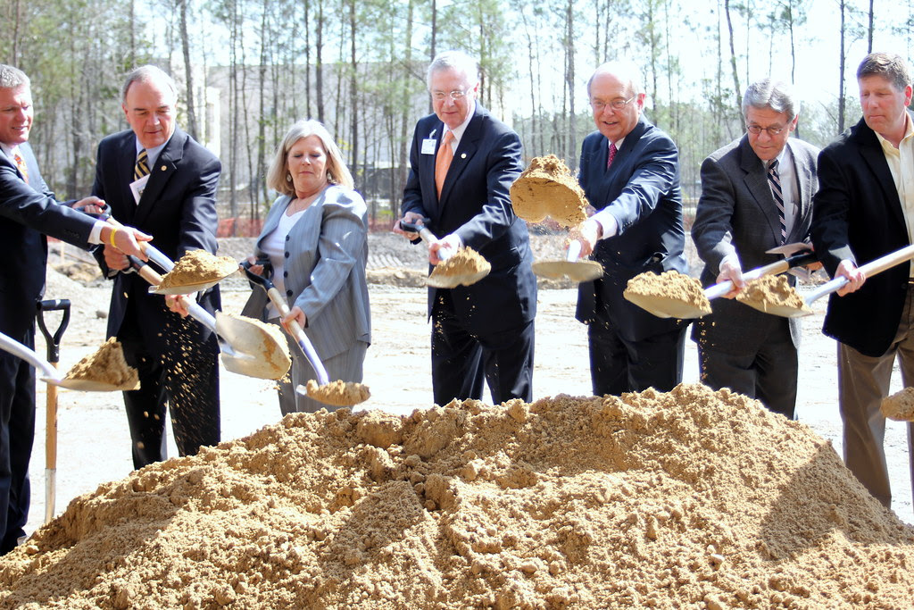 Construction Gets Underway for New Roper St. Francis Data Center in North Charleston