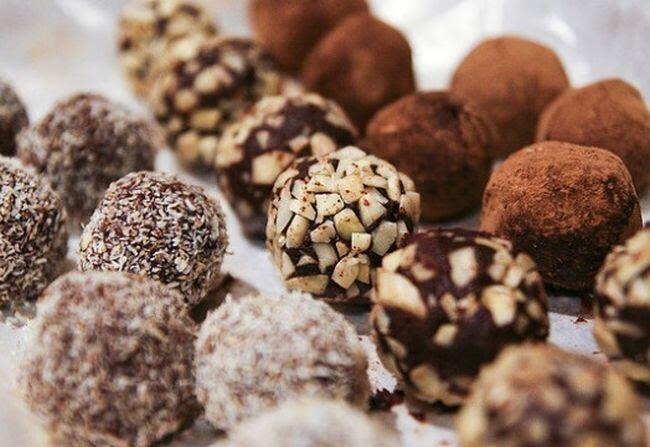 Νηστίσιμα τρουφάκια – Η πιο γλυκιά, σοκολατένια συνταγή για την νηστεία!