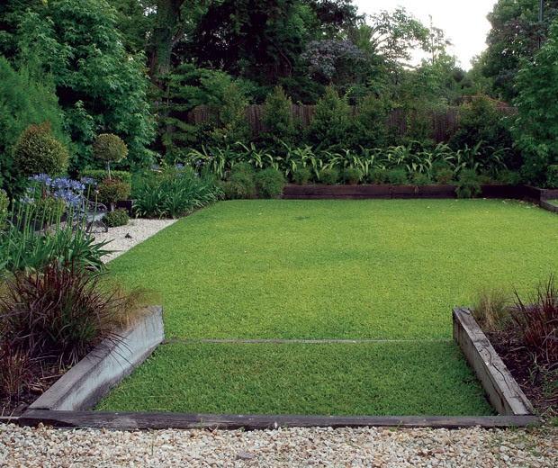 Arquitectura Paisajista: Un jardín con aire clásico - Tecno Haus