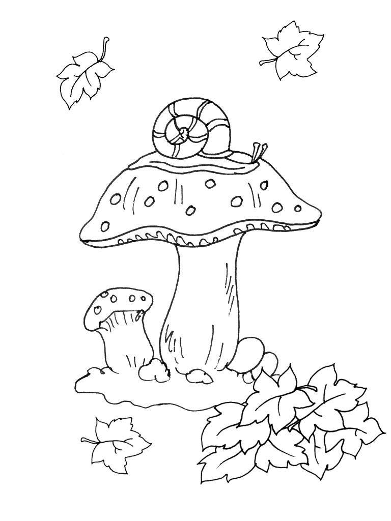 coloriage automne coloriage automne coloriage nature Dessin d automne