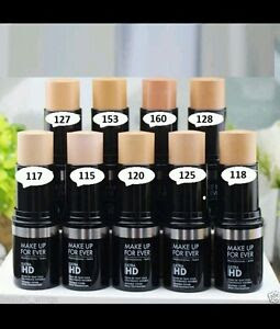 Makeup forever hd foundation 125