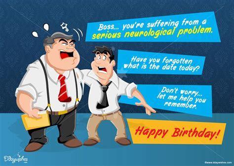 Boss Birthday Cards   Creative E Cards   Colleague