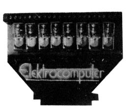 Elektrocomputer c8 Commodore 64 Vic 20