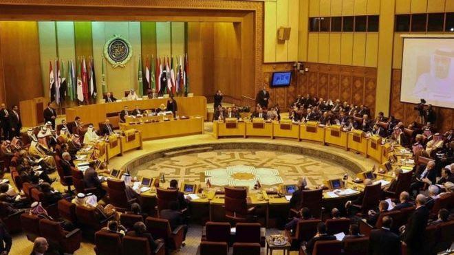 Sessione d'emergenza dei ministri degli esteri della Lega Araba al Cairo, 11 marzo 2016
