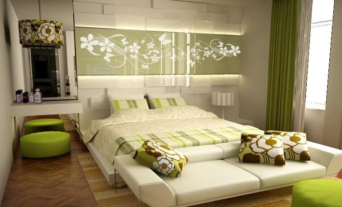 Slaapkamer Interieur Inspiratie : Slaapkamer interieur ideeen al munawar