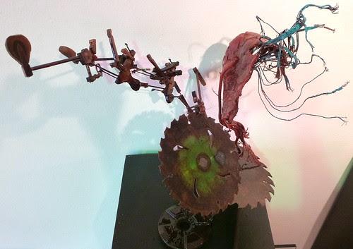 Julie Glass, Bona Fide 2 exhibit, Artspace Shreveport by trudeau