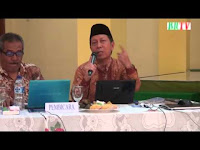 Ceramah Abdur Rahman Muchtar pada Mudzakarah Isra' Mi'raj di Baiturrahman