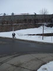 hills and walls