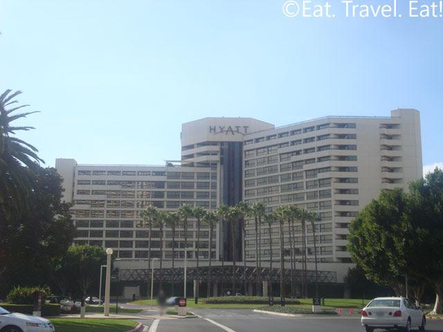Hyatt Regency Irvine Exterior