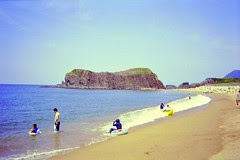 Taiza beach - Fuji