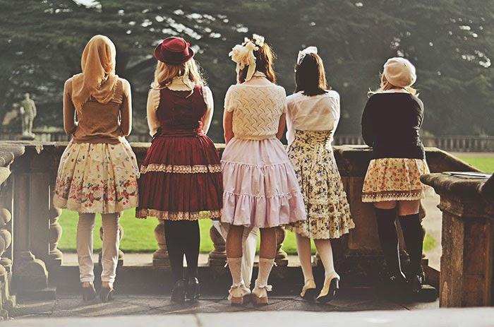 e8a1c0b65 Cristian Fdez: La MODA 'Lolita' es la nueva tendencia musulmana ...