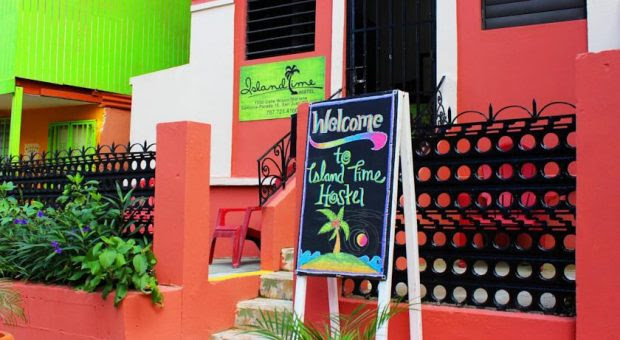 Island Time Backpackers Hostel, San Juan, Puerto Rico