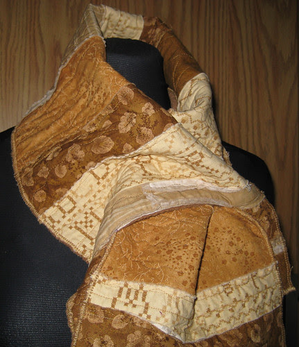 brown scarf1