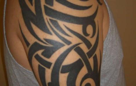 Half Sleeve Tribal Tattoos Tattoos Designs Ideas
