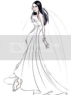 Wedding Dress,Giorgio Armani Prive,Celebrities,Megan Fox