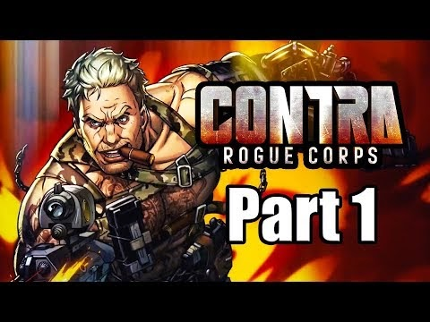 Contra Rogue Corps Review | Gameplay