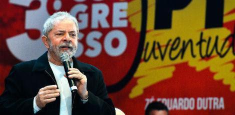 Além de Lula, foram denunciados por lavagem de dinheiro e falsidade ideológica, sua esposa, Marisa Letícia, por participação em lavagem de dinheiro / Foto: Antonio Cruz Agência Brasil