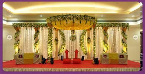 Indian Wedding Reception Stage Decoration Ideas 2015