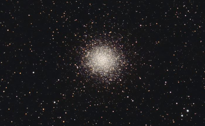 Messier 14 with amateur telescope. Credit: Wikipedia Commons/Hewholooks