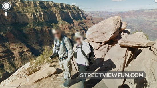 Grand Canyon Is Now Live On Google Maps Street View