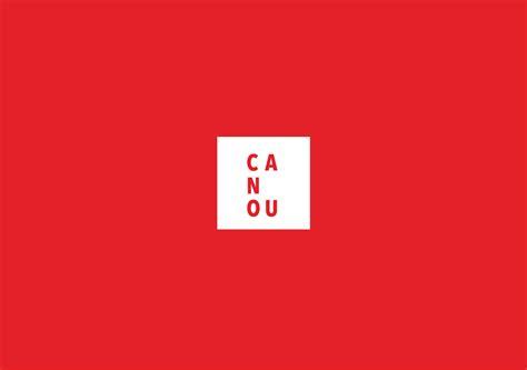 canou branding logo design   quebec product