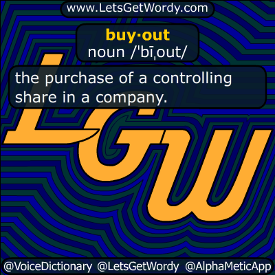 buyout 08/08/2018 GFX Definition