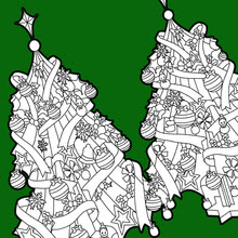 CHRISTMAS coloring pages - 414 Xmas online coloring books ...