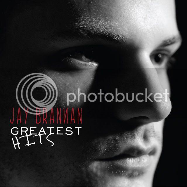 Jay Brannan Greatest Hits CDS Cover