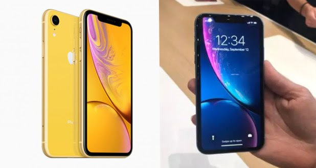 Take A Look At The Apple's New iPhone XR And It's Features