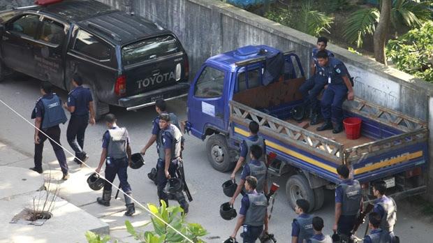 Bangladesh raid