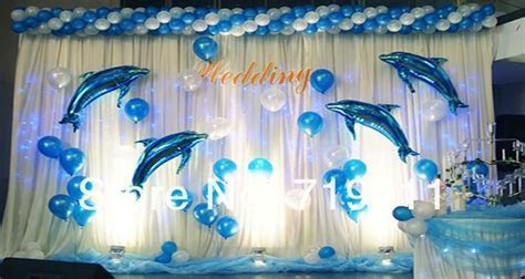 Dolphin Wedding Decorations   Dolphin Wedding Theme