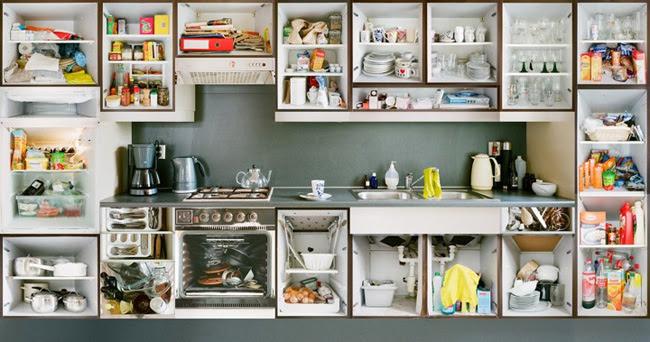 Erik Klein Wolterink Cuisine Kitchen 5 Portraits de Cuisines par Erik Klein Wolterink