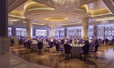 Wedding Banquet Halls   ceiling lighting luxurious banquet