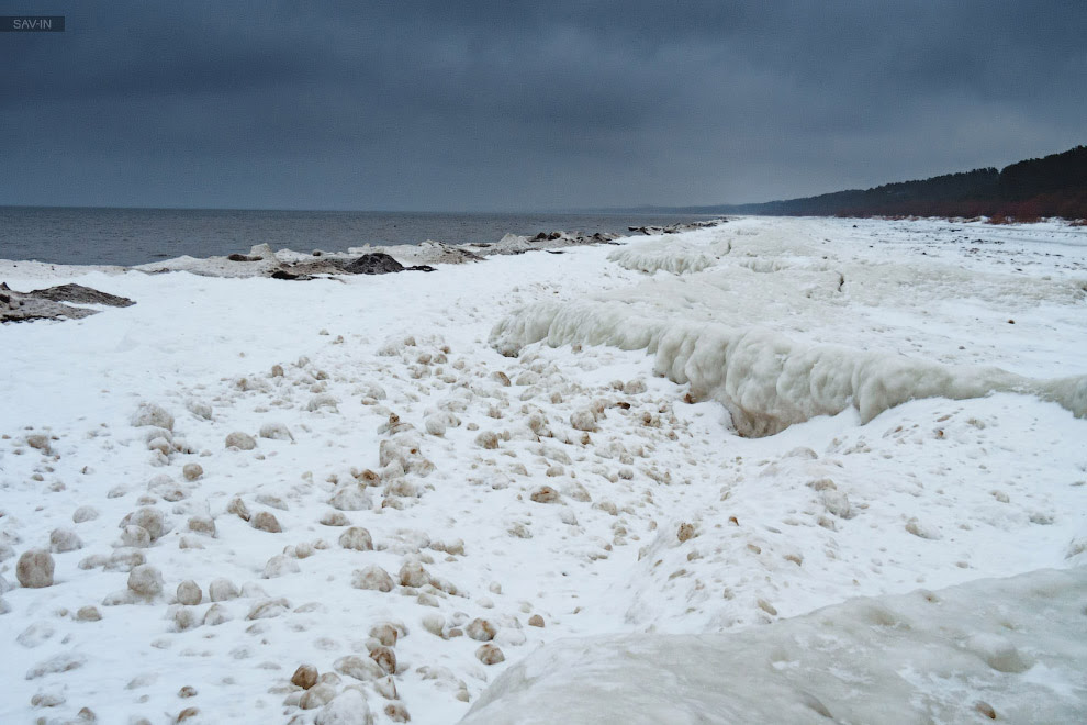 Балтийское море. Юрмала